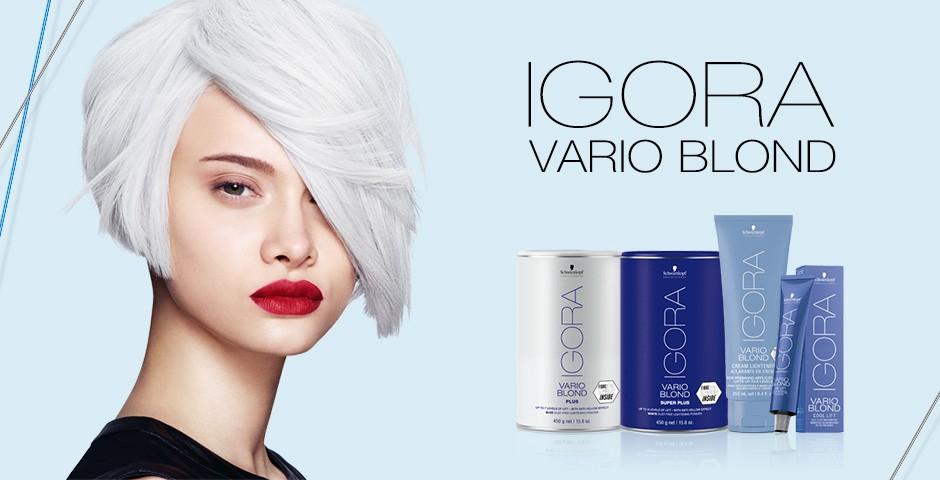 Igora Vario Blond