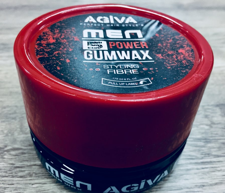 Cera Capilar para Hombre Gumwax Styling Fibra 175 ml.