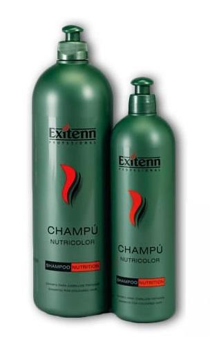 Champú Nutricolor Exitenn 1000 ml.