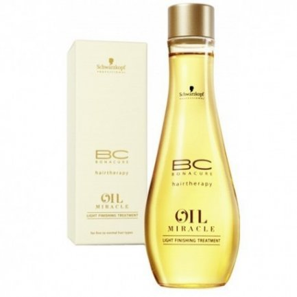 Serum cabello fino oil miracle