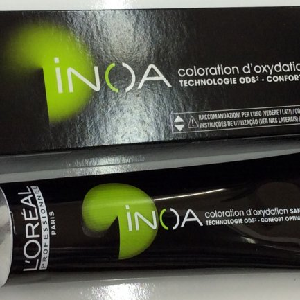 tinte sin amoniaco Inoa 4,45 lOreal