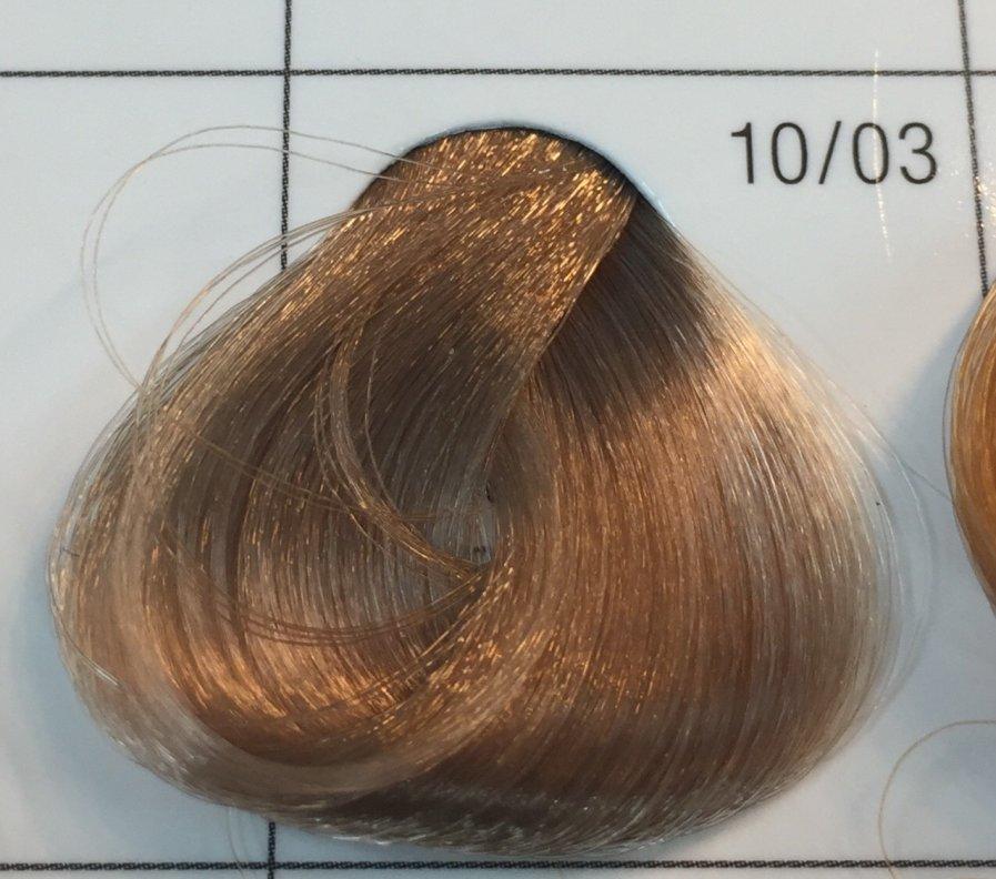 tinte 10/03 koleston wella