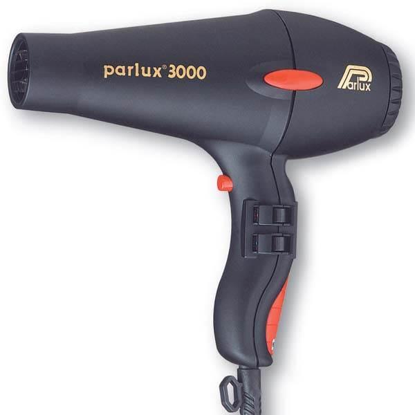Secador Parlux 3000 Negro