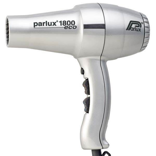 Secador Parlux 1800 Eco Plata